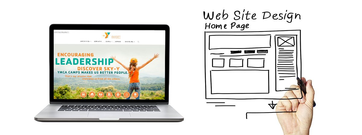 Website Design & Development | YMCA Marketing Experts | whyMarlin
