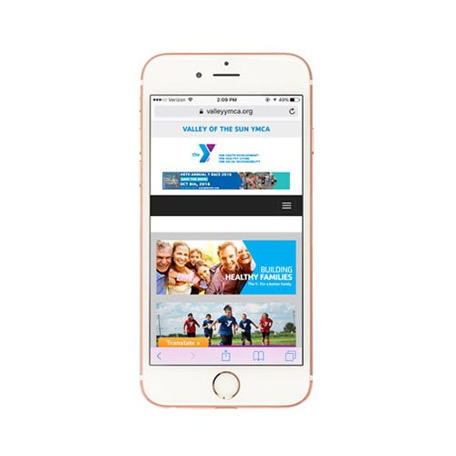 Portfolio | YMCA Website Development | YMCA Marketing Experts | whyMarlin
